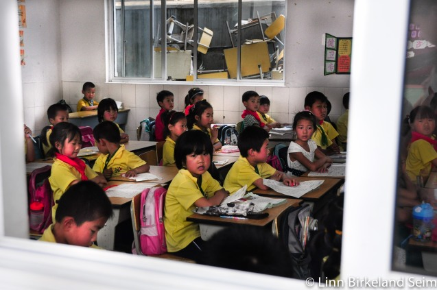 The Chinese dream - we have a doctor, a scientist, a teacher, two pilots and even an astronaut!