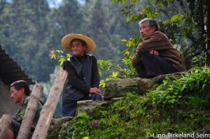 Chill, comrades. Yunnan, China - 2012