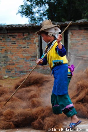 Carry on. Yunnan, China - 2012.