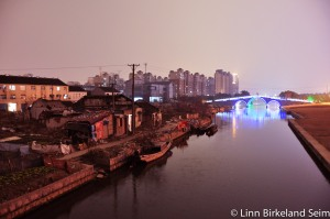 Most of the shantytowns surrounding the Suzhou Industrial Park have vanished [Linn Birkeland Seim/Al Jazeera]